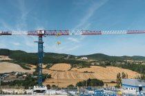 Comansa își extinde gama de macarale turn de mare capacitate cu un nou model flat-top în trei versiuni