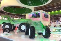 BKT makes its debut at Automechanika 2018