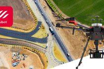 Noua dronă Aibot de la Leica oferă măsurători mai precise și mai sigure