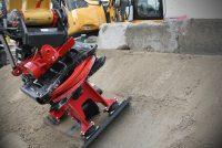 Rototilt a lansat un nou model de placă de compactare pentru excavatoare