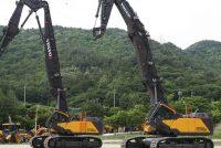 Volvo EC750E HR: the industry's most productive demolition excavator