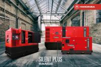 New Silent Plus generator set models