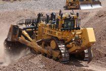 Caterpillar a produs buldozerul de mari dimensiuni cu numărul 40.000