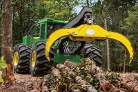 Control systems for John Deere's full-tree equipment to be developed in Finland