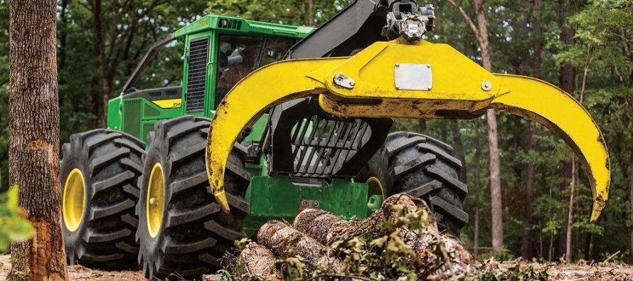 Sistemele de control pentru utilajele forestiere John Deere vor fi dezvoltate în Finlanda