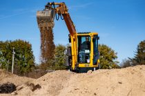 Cummins and Hyundai CE have jointly developed an electric powered mini excavator
