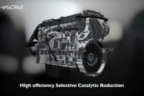 HI-eSCR2 este a doua generație a sistemului SCR de post-tratare de la FPT Industrial pentru nivelurile de emisii Stage V