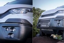 Iveco launched the new Daily 4×4 full line up offer of all-road and off-road vehicles up to 7 tonnes GVW