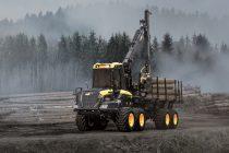 Premieră mondială: ZF oferă o transmisie continuu variabilă pentru utilaje forestiere