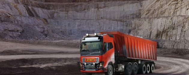 Volvo Trucks furnizează prima soluție de transport autonom