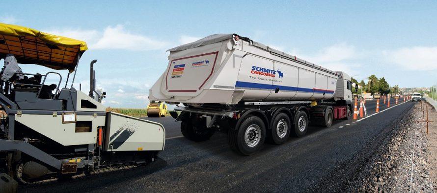 Semiremorci basculabile Schmitz Cargobull S.KI cu izolație termică