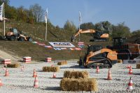 Case CE hosts construction's toughest competition between the best machine operators in Europe
