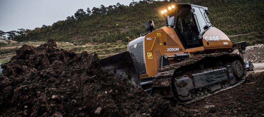 Putere și precizie, pentru o productivitate ridicată cu buldozerele Case