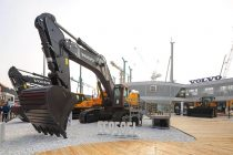 Volvo showcases portfolio for sustainable infrastructure at Bauma China