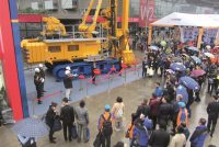 Bauer with multiple highlights at Bauma China