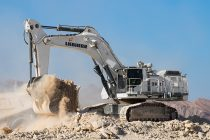 Liebherr Mining to launch its B-versions of the R 9100 and R 9150