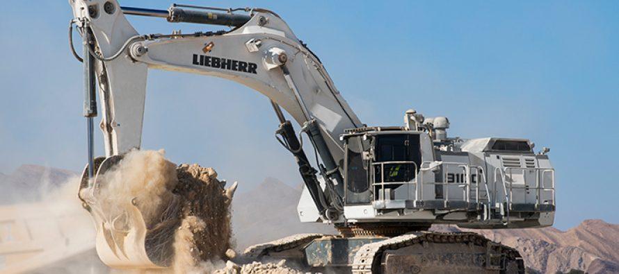 Upgrade-uri ce cresc productivitatea și reduc costurile per tonă, pentru excavatoarele Liebherr R 9100 B și R 9150 B