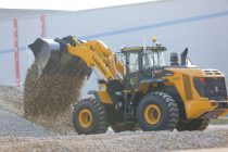 LiuGong launches the first ever intelligent wheel loader shoveling system