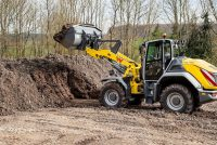 Wacker Neuson enters into the heavy-duty loader class with the WL95