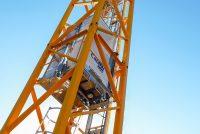 Manitowoc introduce pe macaralele Potain lift pentru operator prin interiorul turnului