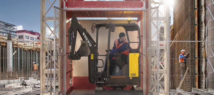 Volvo CE lansează o nouă generație de excavatoare compacte