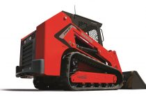 Manitou Compact Equipment introduced as a preview at Bauma China