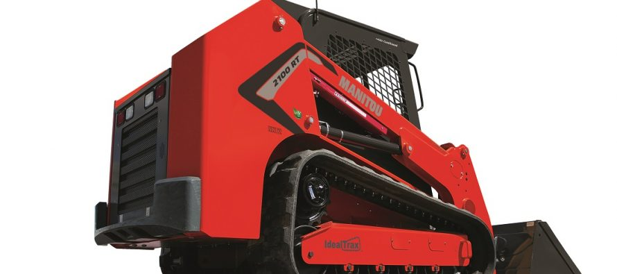 Preview al noii game Manitou Compact Equipment, la Bauma China 2018