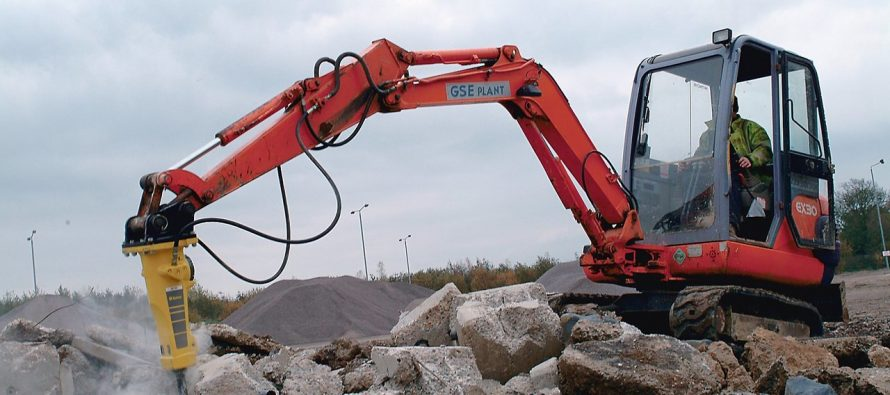 Epiroc SB Hydraulic Breakers: 25 years of solid reliability