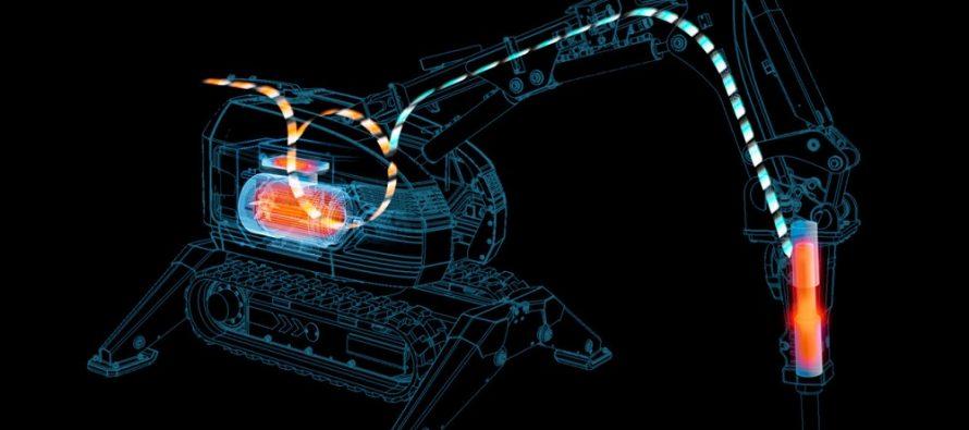 Noua generație SmartConcept de la Brokk pentru gama de roboți pentru demolări