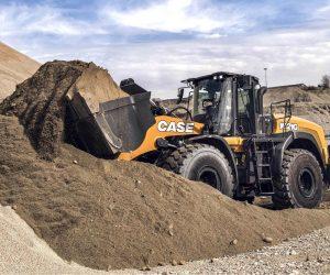 Case Construction Equipment, utilaje de încredere