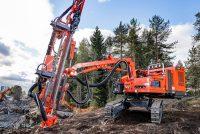 Sandvik releases non-cabin Ranger DXR series surface drill rigs