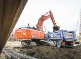 Cupă Hitachi și piese active GET Genuine pentru creșterea productivității excavatorului