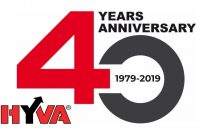 Hyva celebrates 40th anniversary