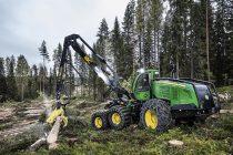 Intelligent Boom Control este acum disponibil și pe harvesterul John Deere 1470G
