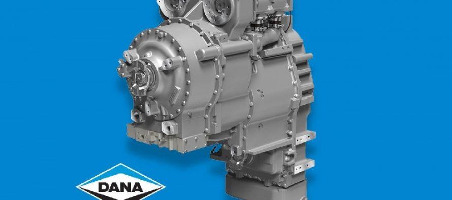 Dana lansează transmisia powershift Spicer TE50 pentru utilaje miniere subterane și de construcții