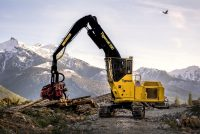 Tigercat releases largest machine in forestry line-up
