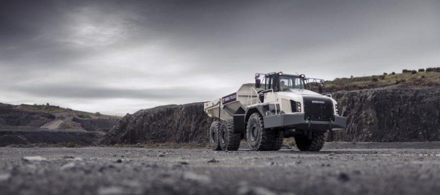 Terex Trucks se pregătește pentru bauma 2019