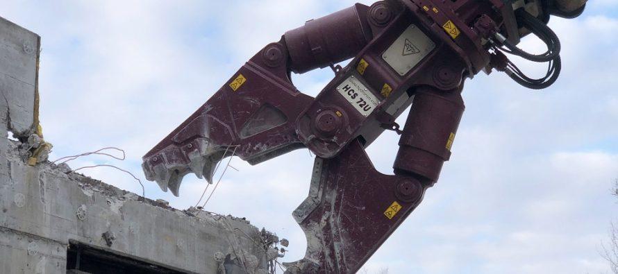 Hydraram va prezenta la Bauma 2019 o linie complet nouă de echipamente pentru demolare