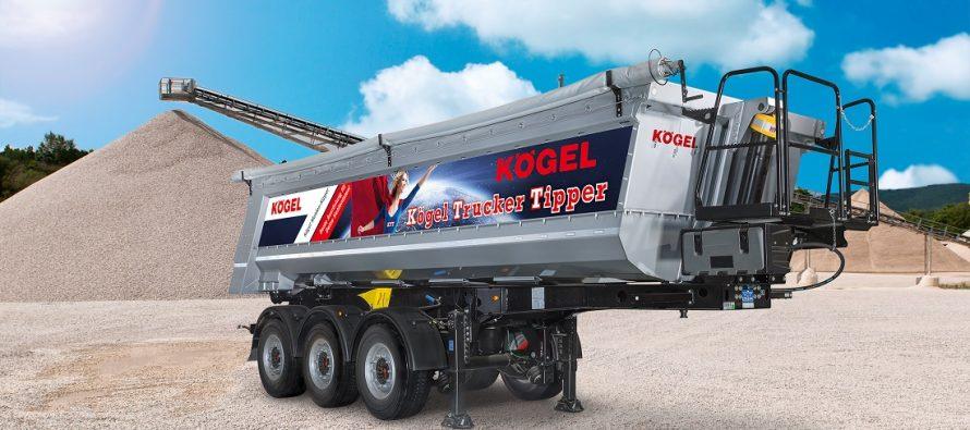 Kögel Trucker Tippers (KTT) – semiremorci adaptate cerințelor șoferului