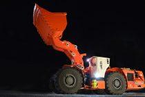 Sandvik introduce un nou încărcător subteran inteligent: LH621i