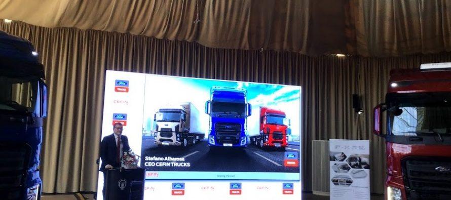 Cefin Trucks, în topul pieţei camioanelor din România