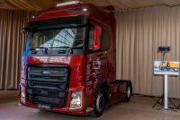 Primul F-max din România livrat de Ford Trucks