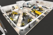 Volvo looks to the electric future at bauma 2019