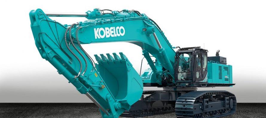 Noul excavator Kobelco SK850LC-10E va fi prezentat în premieră la Bauma 2019