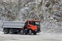 Scania XT: camioane adaptate pentru disponibilitate și productivitate