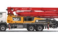 Putzmeister is setting new standards for truck-mounted concrete pumps