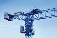 Raimondi Cranes to showcase three cranes onsite at Bauma 2019