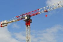 Terex to unveil the new CTT 202-10 flat top tower crane at Bauma 2019