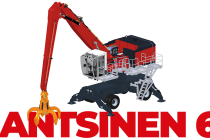 Mantsinen 60 sets new standards for medium size material handling machines