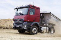 Daimler, la târgul Bauma 2019, sub sloganul Trucks@Work